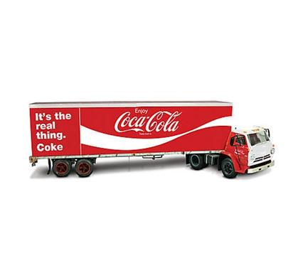 Dodge L-700 Coca-Cola  * model kit*