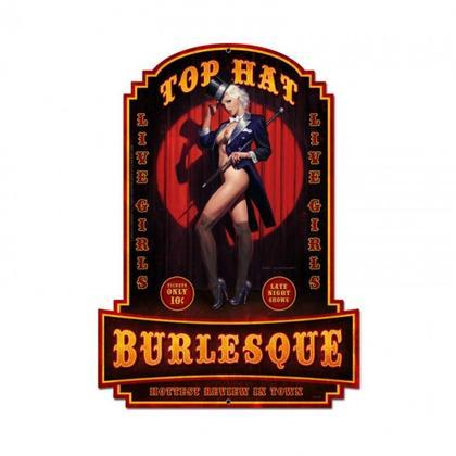 TOP HAT BURLESQUE