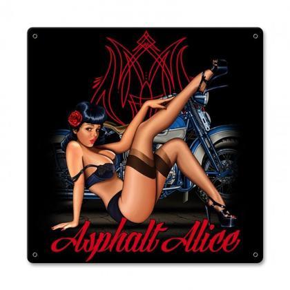 ASPHALT ALICE