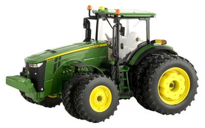 John Deere Model 8345R Doubles Wheels