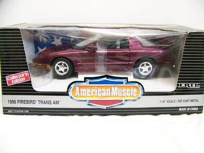 Pontiac Firebird Trans-Am 1996