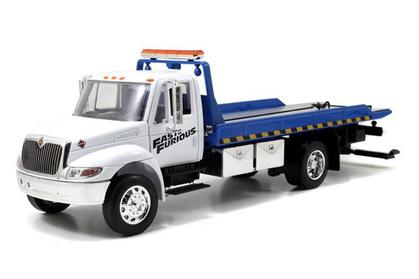 International Durastar 4400 Flatbed