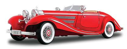 Mercedes Benz 500K Typ Special Roadster Convertible