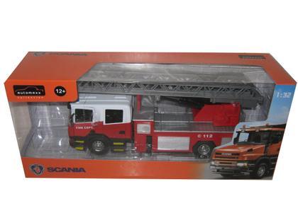 Scania Firetruck