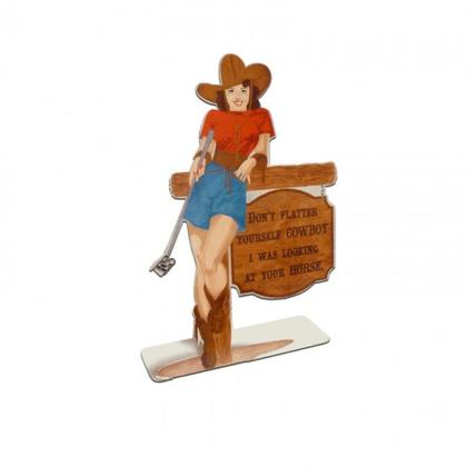 COWGIRL SALOON TOPPER
