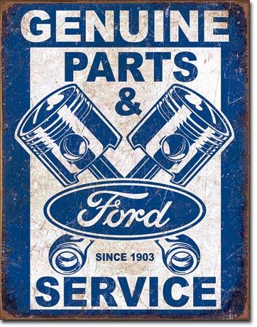 Ford Genuine Parts & Service - Pistons