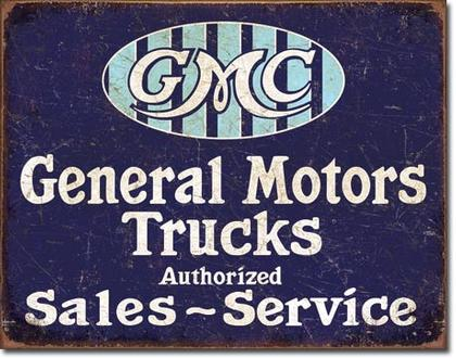 GMC General Motors Trucks - Authorized Sales - Service