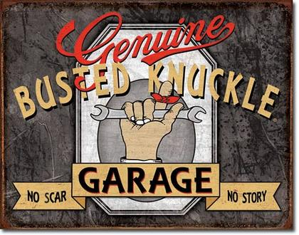 Genuine Busted Knuckle