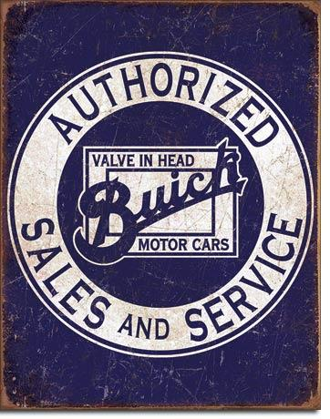 Buick - Valve in Head - Authorized Sales & Service