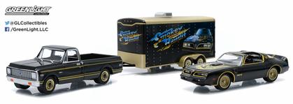 Movie Trailer Set - Smokey and the Bandit 1:64