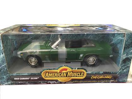 Chevrolet Camaro SS 396 1969 Convertible