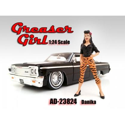 Figure Greasers Girls