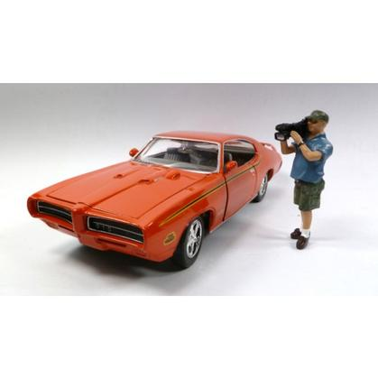 Figure Camera Man