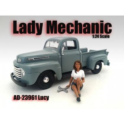 Lady Mechanic