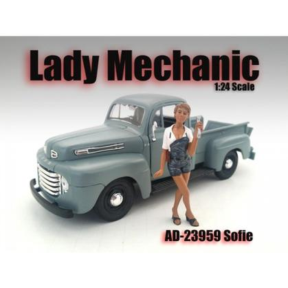 Figure Lady Mechanic - Sofie