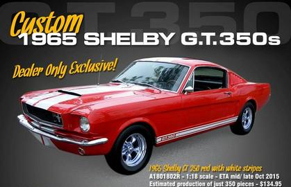 Ford Shelby GT-350 1965