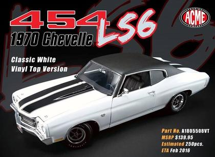 Chevrolet Chevelle 454 LS6 1970 **Low Stock**