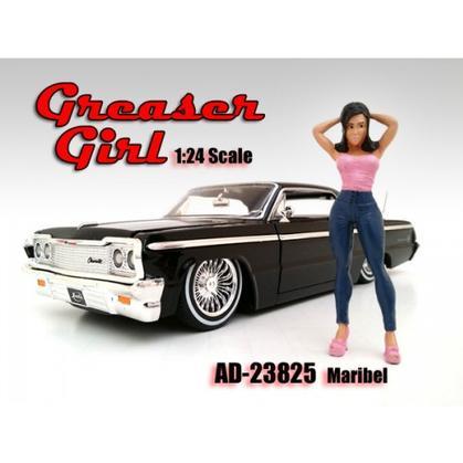 Figure Greaser Girls
