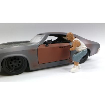 Figure Auto Theft