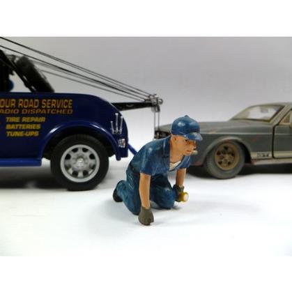 Tow Truck Driver/Operator Scott