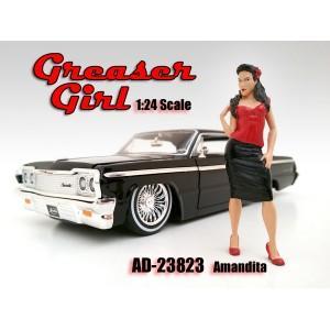 Greaser Girl - Amandita