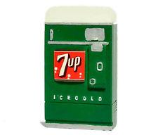 Vending Machiche 7-Up 1:24