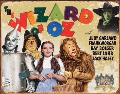 WIZARD OF OZ - 70TH ANNIVERSARY