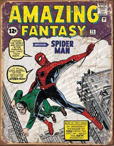 SPIDER MAN COVER