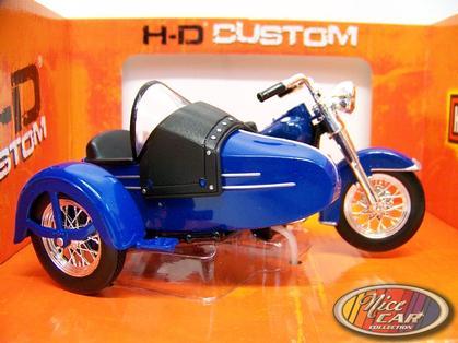 1952 Harley-Davidson FL Hydra Glide