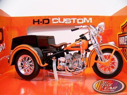 1947 Harley-Davidson Servi-Car