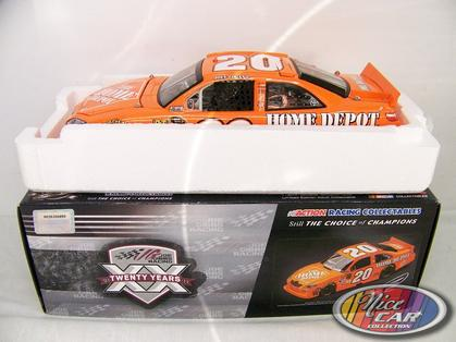 Joey logano home depot 2011