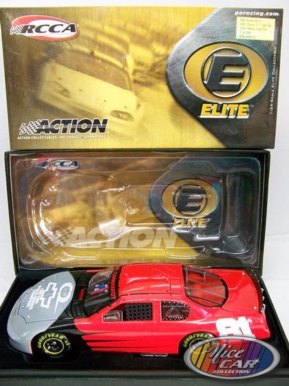 Dale Earnhardt Jr.# 81 Chance 2 / test Car  ÉLITE
