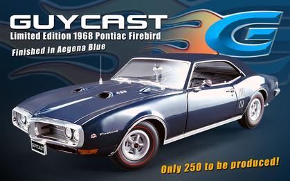 Pontiac Firebird 1968 Guycast