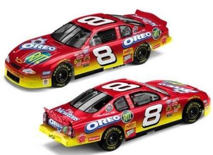 Dale Earnhardt Jr. Oreo Ritz (Red) Busch Series Monte Carlo