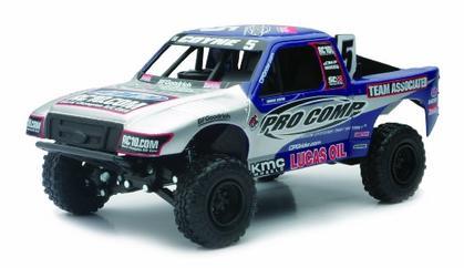 Travis Coyne Pro Comp Offroad Truck