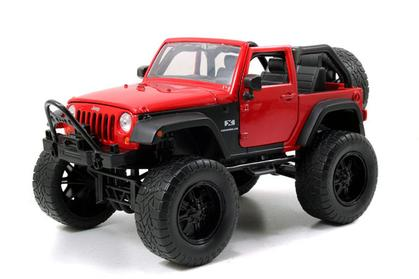 Jeep Wrangler Off Road 2007