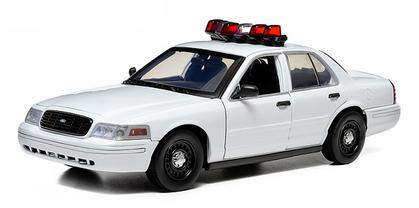 Ford Crown Victoria Police (Lights and Sounds)