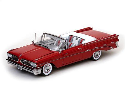 Pontiac Bonneville Open Convertible 1959