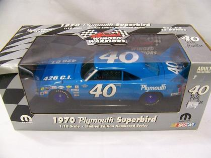 Plymouth Superbird 1970 #40