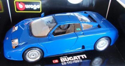 Bugatti EB 110 1991