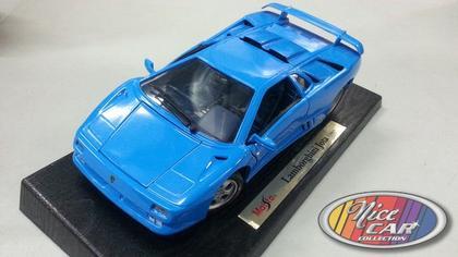 Lamborghini Jota 1995