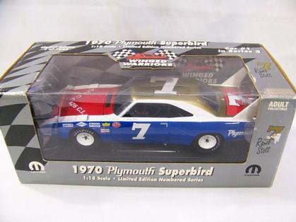 Plymouth Superbird 1970 #7