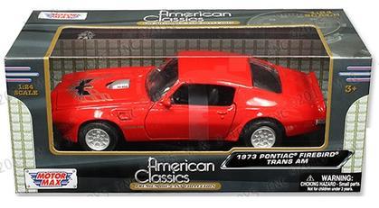 Pontiac Firebird Trans Am 1973