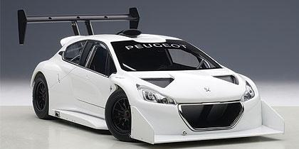 PEUGEOT 208 T16 PIKES PEAK RACE CAR 2013