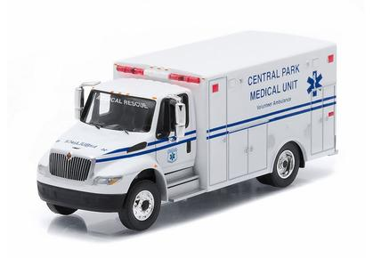 International Durastar 2013 Ambulance