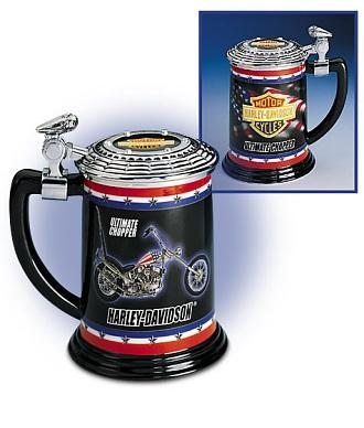 Harley Davidson Ultimate Chopper Tankard