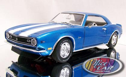 Chevrolet Camaro Z/28 1968 **Nice Car Collection Edition** 1 left