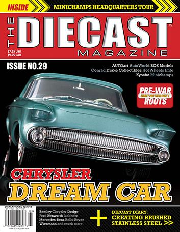 The Diecast Magazine - Issue No.29