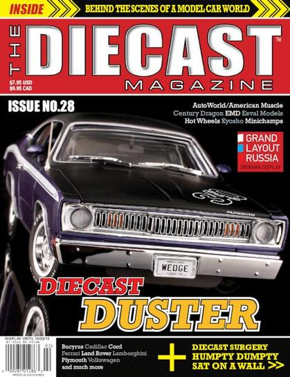 The Diecast Magazine - Issue No.28
