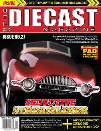 The Diecast Magazine - Issue No.27